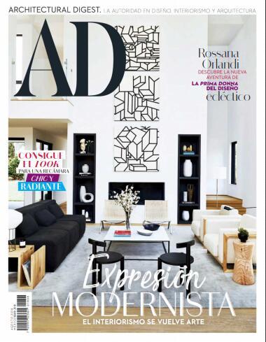 【墨西哥版】安邸AD(Architectural Digest)2018年8月