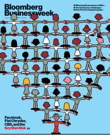 【欧洲版】彭博商业周刊(Bloomberg Businessweek)2018年8月6日