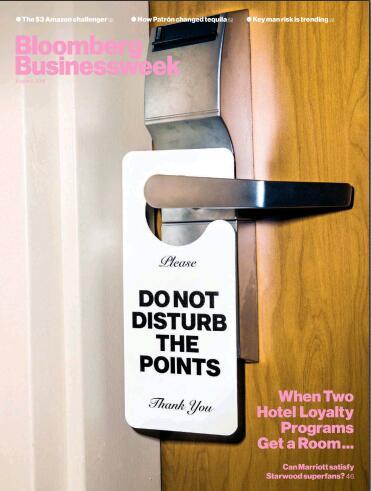 【美国版】彭博商业周刊(Bloomberg Businessweek)2018年8月6日