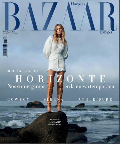 【英国版】Harper's Bazaar(时尚芭莎)2018年8月