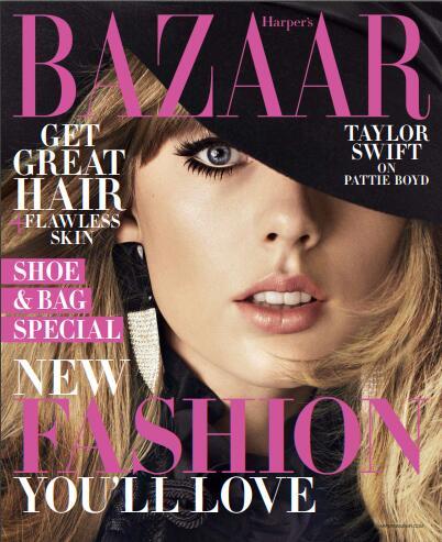 【美国版】Harper's Bazaar(时尚芭莎)2018年8月