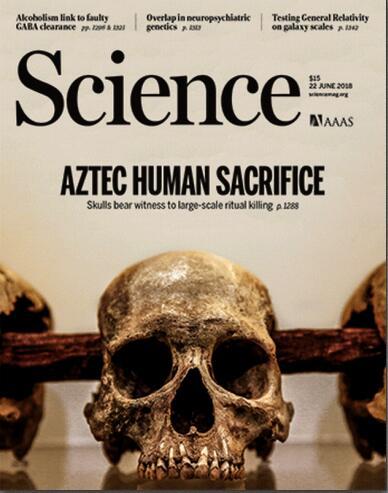 科学(Science)2018年6月22日