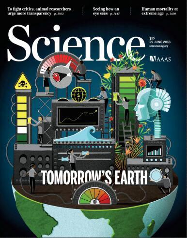 科学(Science)2018年6月29日