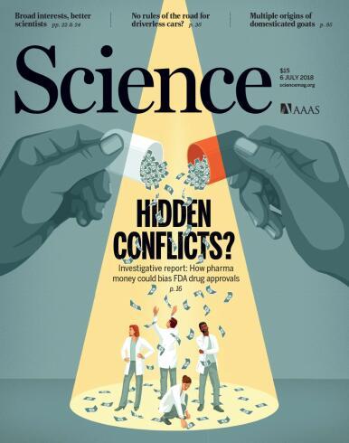 科学(Science)2018年7月6日