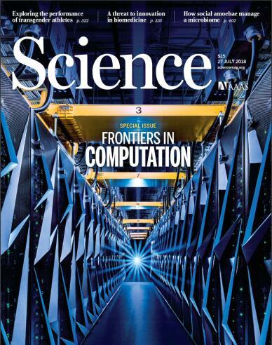 科学(Science)2018年7月27日