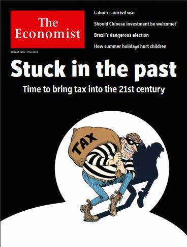 经济学人(The Economist)2018年8月11日(PDF版+音频+Kindle版+Word版)
