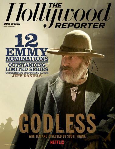 好莱坞报道(The Hollywood Reporter)2018年8月 Emmys 1