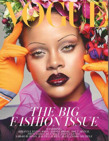 【英国版】服饰与美容(Vogue)2018年9月