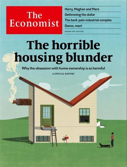 经济学人(The Economist)2020年1月11日(PDF版+音频+Kindle版)