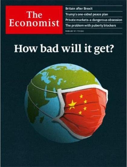 经济学人(The Economist)2020年2月1日(PDF版+音频+Kindle版)